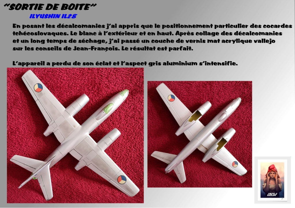 From the box - ILYUSHIN I.L.28 AIRFIX - 1/72 - REF : 490 *** Terminé en pg 3 - Page 2 Il28_031