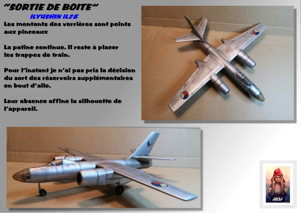 From the box - ILYUSHIN I.L.28 AIRFIX - 1/72 - REF : 490 *** Terminé en pg 3 - Page 3 Il28_037