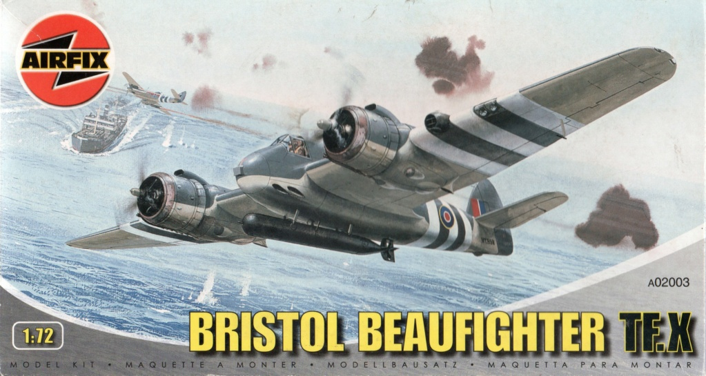 From the box - BRISTOL BEAUFIGTHER TF-X - AIRFIX - 1/72 - Terminé en page 4 Img20212