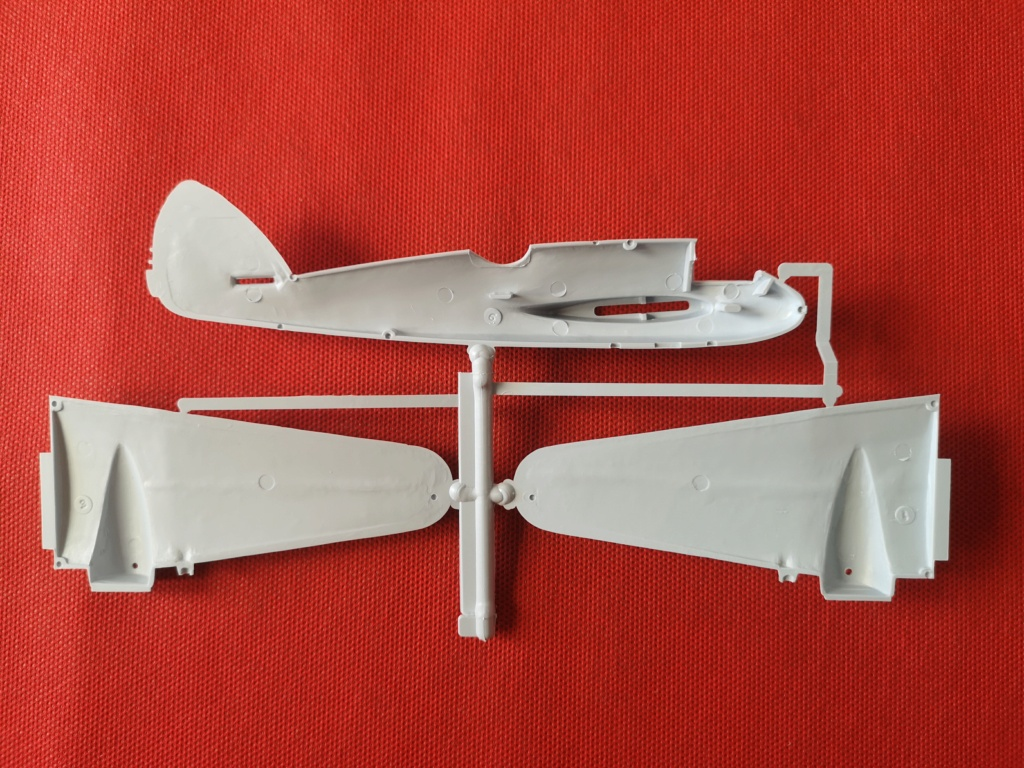 From the box - BRISTOL BEAUFIGTHER TF-X - AIRFIX - 1/72 - Terminé en page 4 Img_2377