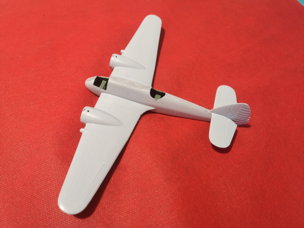 From the box - BRISTOL BEAUFIGTHER TF-X - AIRFIX - 1/72 - Terminé en page 4 Img_2386