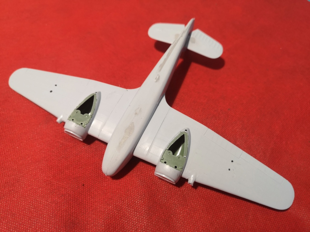From the box - BRISTOL BEAUFIGTHER TF-X - AIRFIX - 1/72 - Terminé en page 4 Img_2387