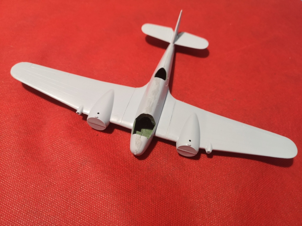 From the box - BRISTOL BEAUFIGTHER TF-X - AIRFIX - 1/72 - Terminé en page 4 Img_2389