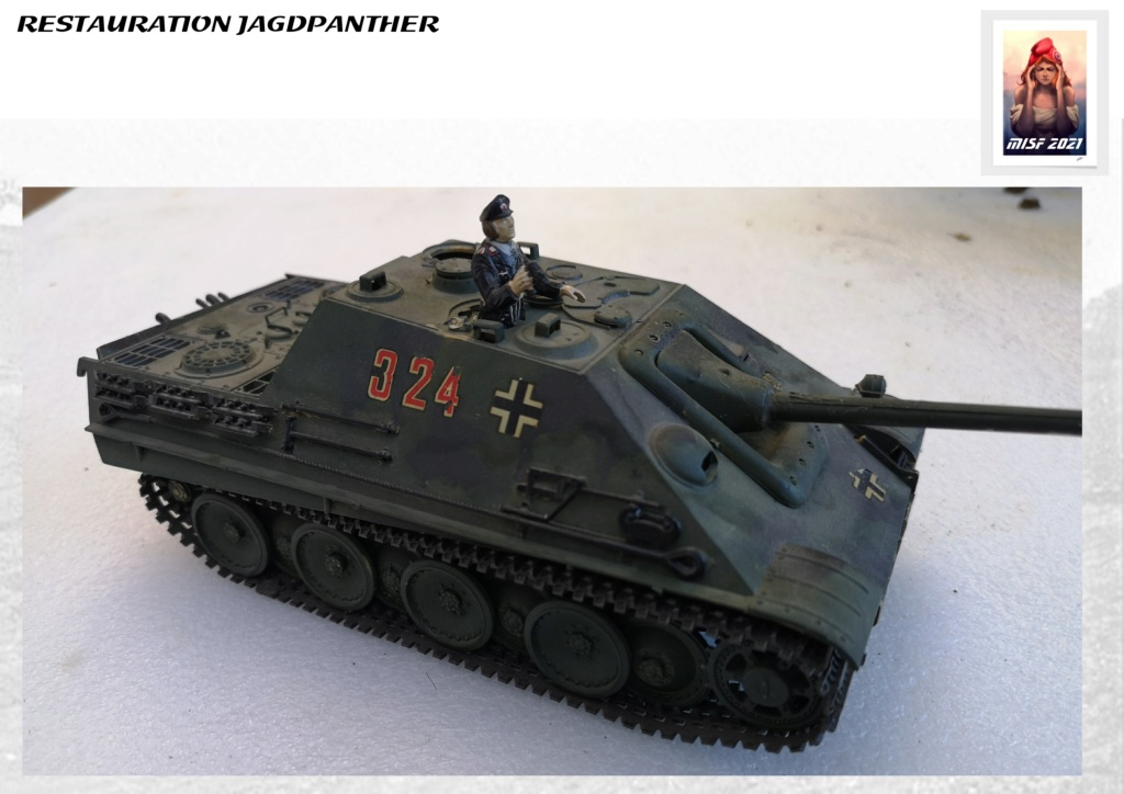 JAGDPANTHER SDKFZ 173 - TAMIYA - 1/35 Jagdpa12