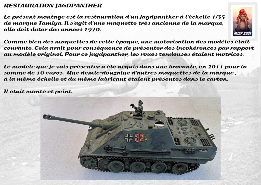 JAGDPANTHER SDKFZ 173 - TAMIYA - 1/35 Jagdpa14