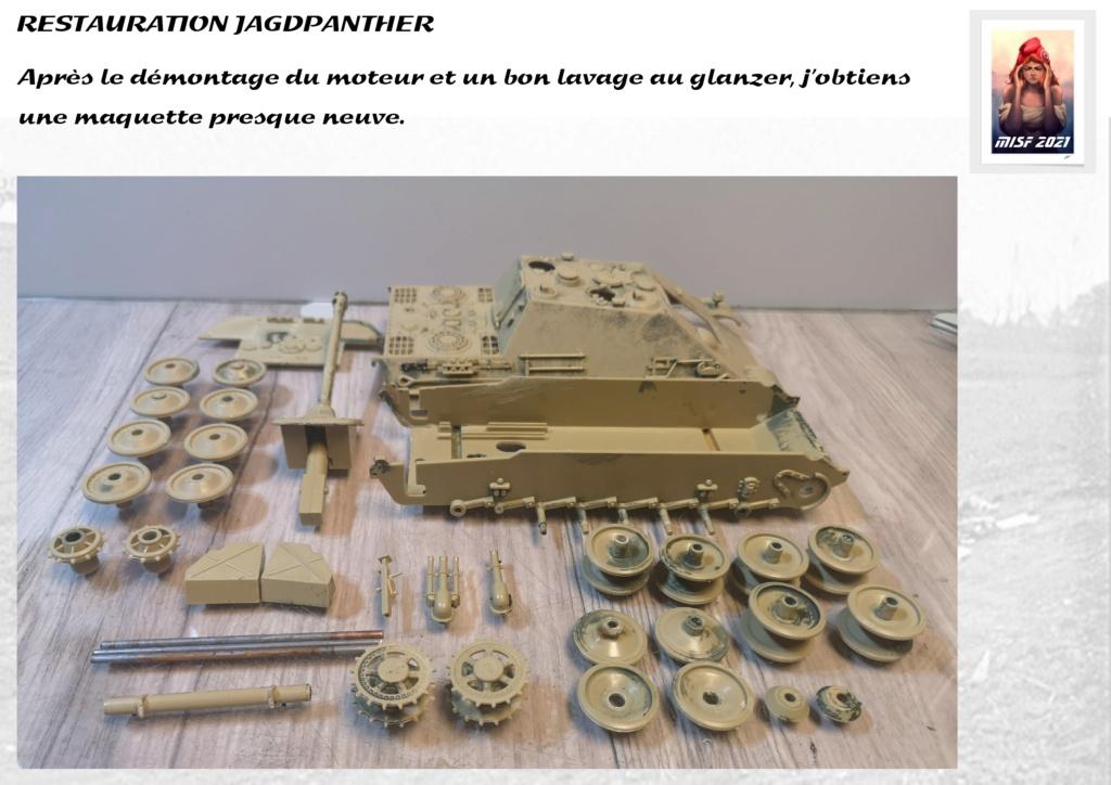 JAGDPANTHER SDKFZ 173 - TAMIYA - 1/35 Jagdpa16