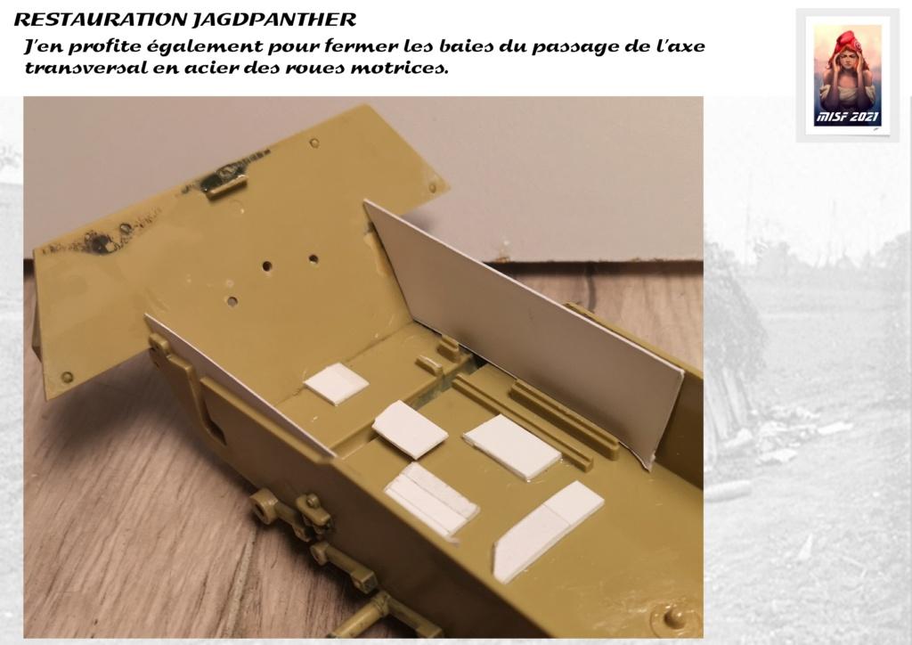 JAGDPANTHER SDKFZ 173 - TAMIYA - 1/35 Jagdpa17