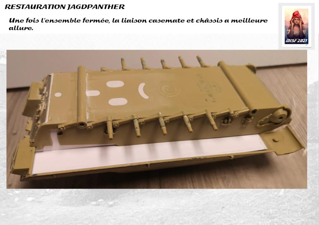 JAGDPANTHER SDKFZ 173 - TAMIYA - 1/35 Jagdpa18