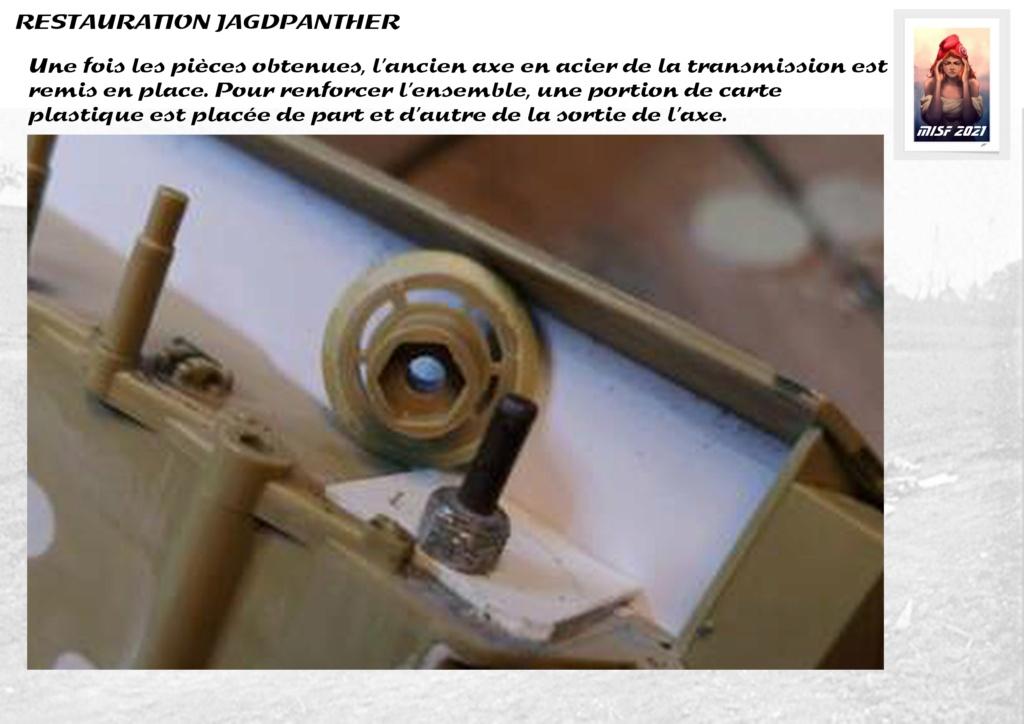 JAGDPANTHER SDKFZ 173 - TAMIYA - 1/35 Jagdpa23