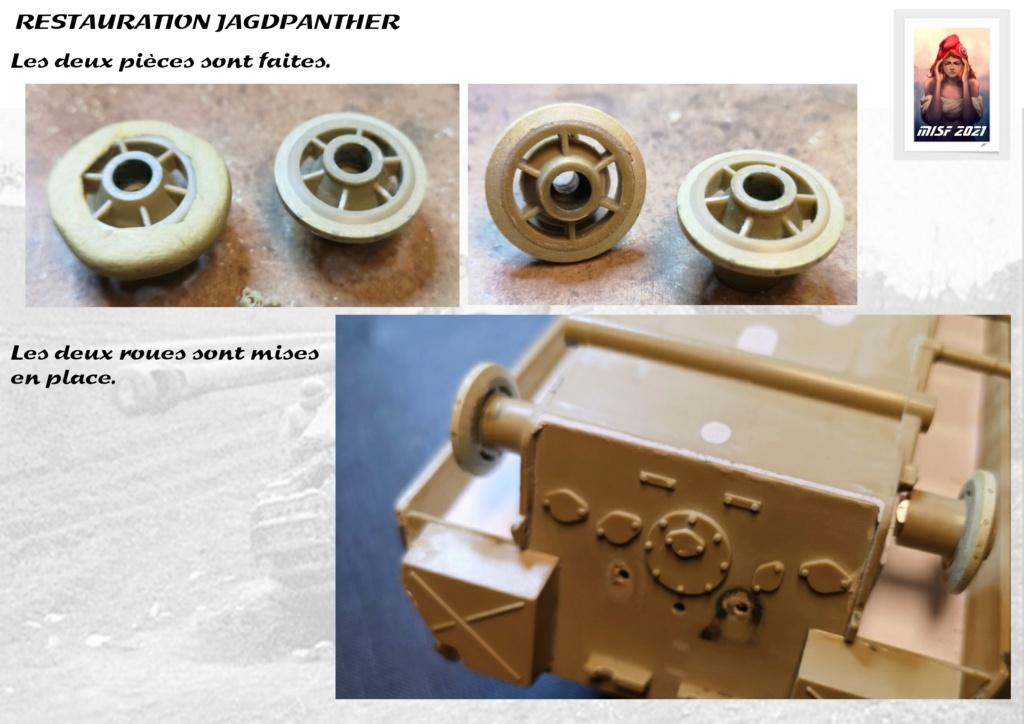 JAGDPANTHER SDKFZ 173 - TAMIYA - 1/35 - Page 2 Jagdpa28