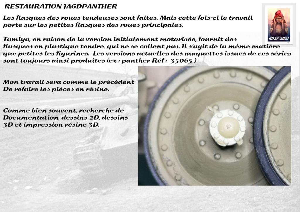 JAGDPANTHER SDKFZ 173 - TAMIYA - 1/35 - Page 2 Jagdpa39