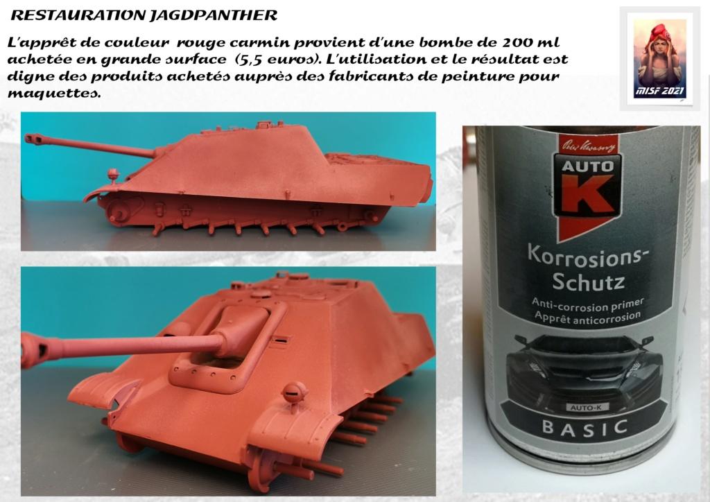 JAGDPANTHER SDKFZ 173 - TAMIYA - 1/35 - Page 2 Jagdpa43