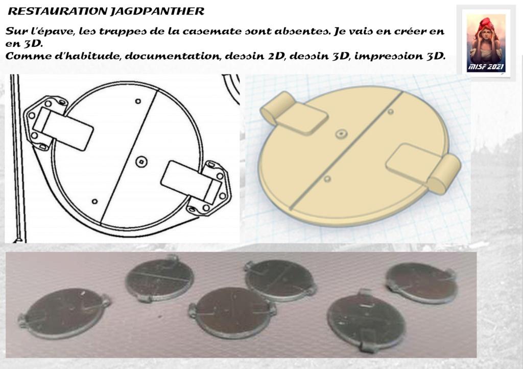 JAGDPANTHER SDKFZ 173 - TAMIYA - 1/35 - Page 3 Jagdpa44