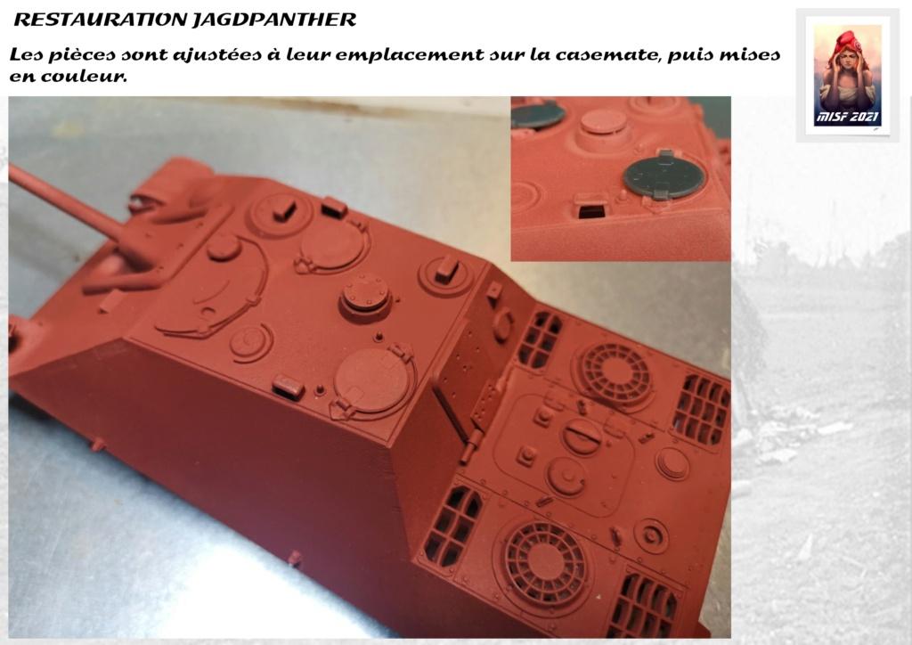 JAGDPANTHER SDKFZ 173 - TAMIYA - 1/35 - Page 3 Jagdpa45