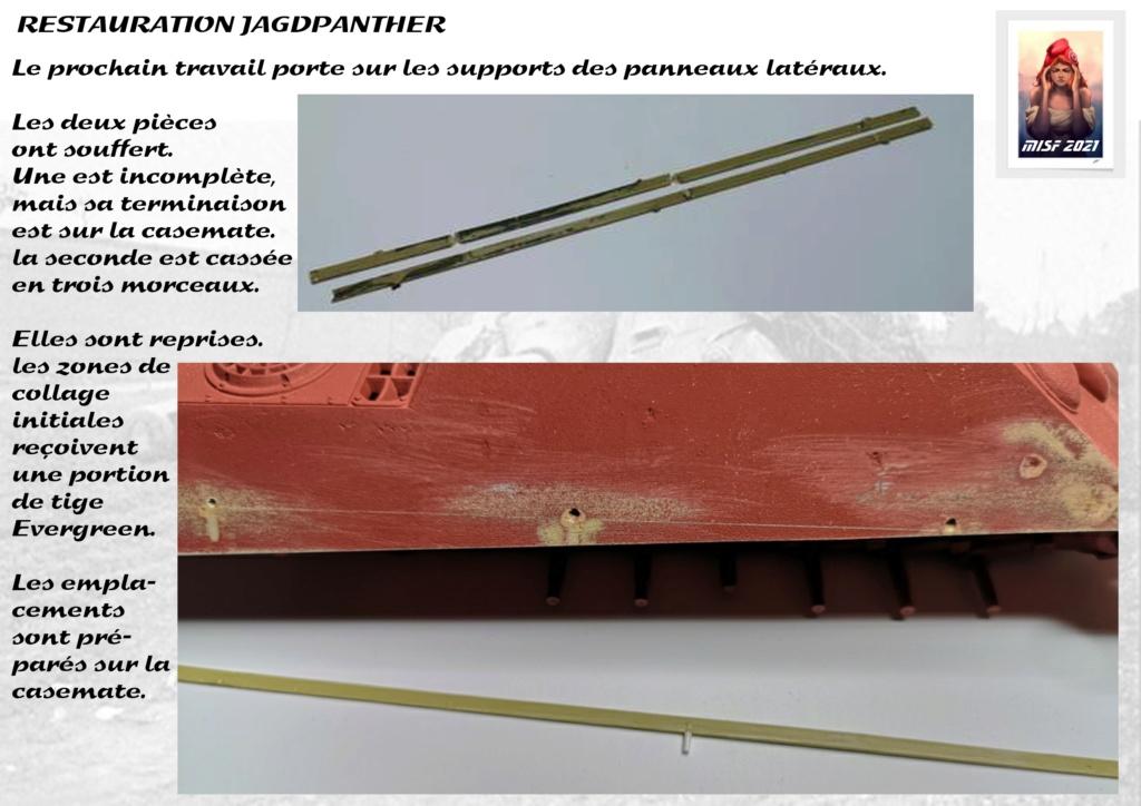 JAGDPANTHER SDKFZ 173 - TAMIYA - 1/35 - Page 3 Jagdpa46