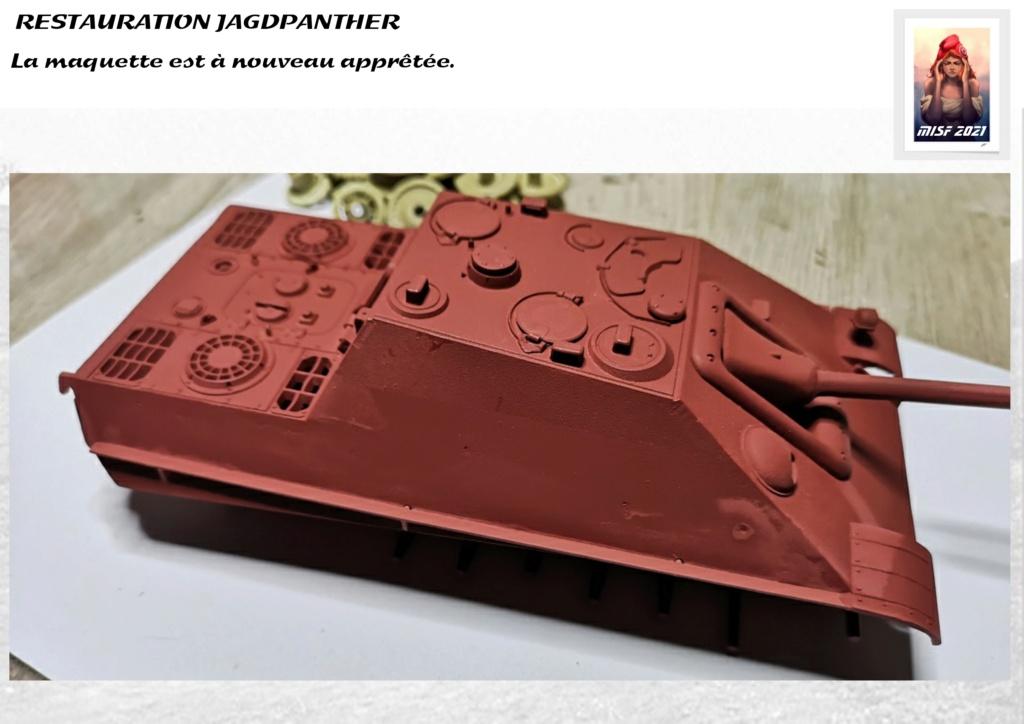 JAGDPANTHER SDKFZ 173 - TAMIYA - 1/35 - Page 3 Jagdpa48