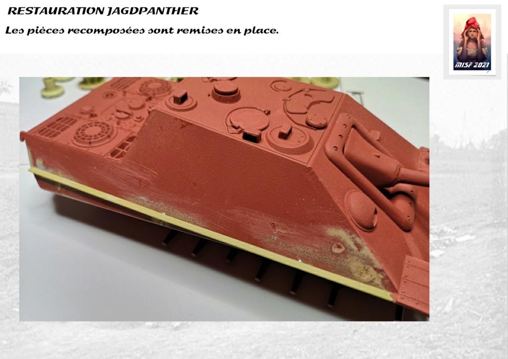 JAGDPANTHER SDKFZ 173 - TAMIYA - 1/35 - Page 3 Jagdpa49