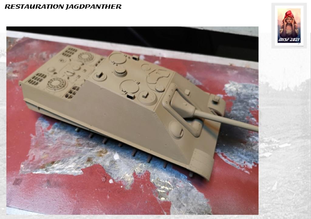 JAGDPANTHER SDKFZ 173 - TAMIYA - 1/35 - Page 3 Jagdpa50