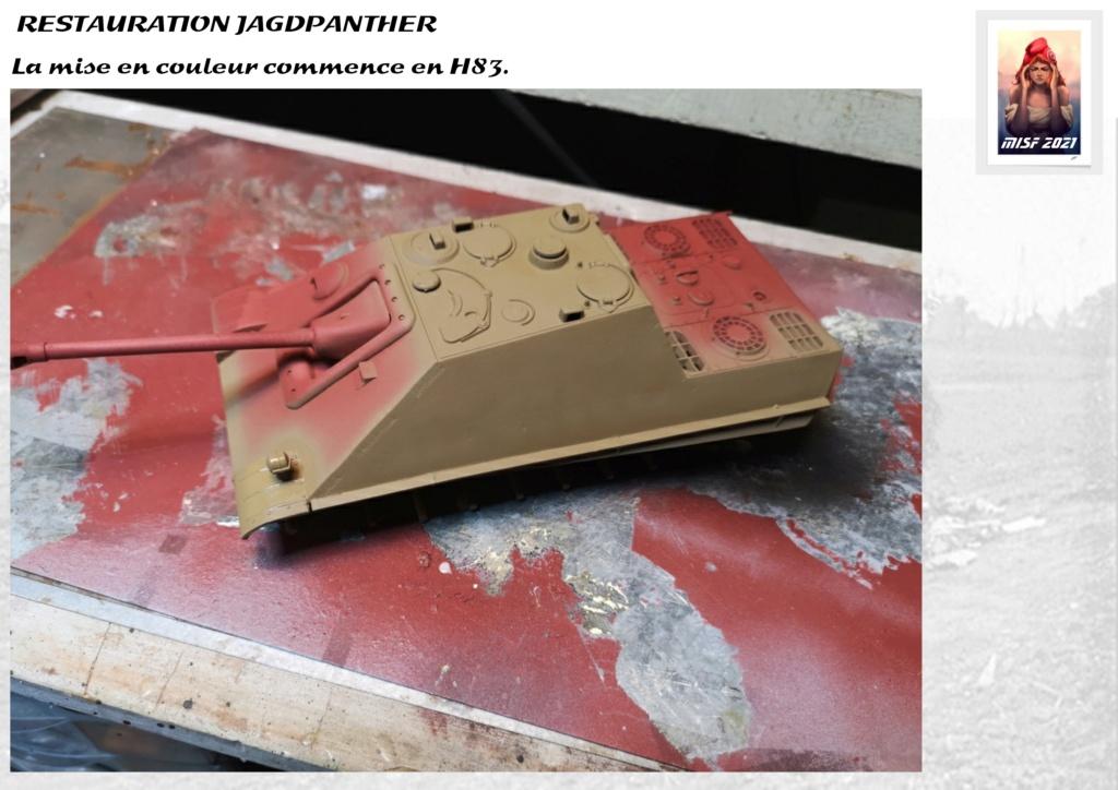 JAGDPANTHER SDKFZ 173 - TAMIYA - 1/35 - Page 3 Jagdpa51