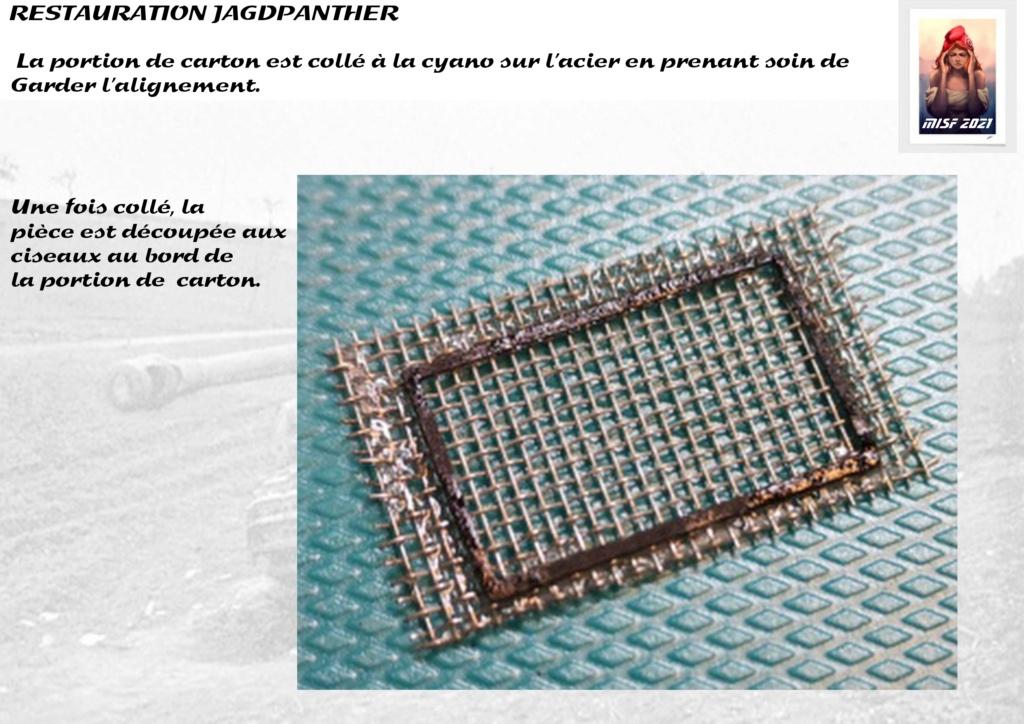 JAGDPANTHER SDKFZ 173 - TAMIYA - 1/35 - Page 3 Jagdpa53