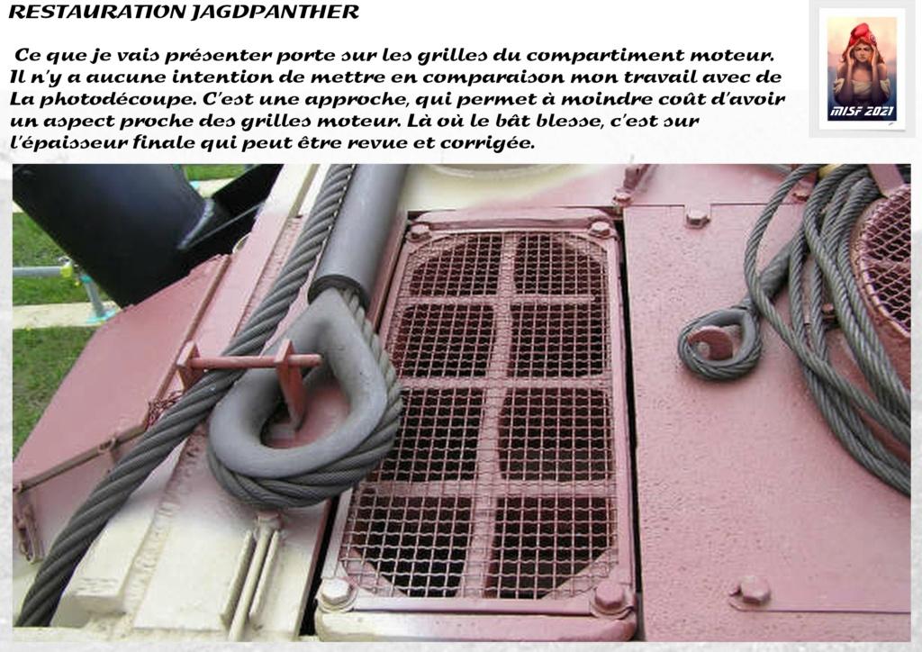 JAGDPANTHER SDKFZ 173 - TAMIYA - 1/35 - Page 3 Jagdpa54