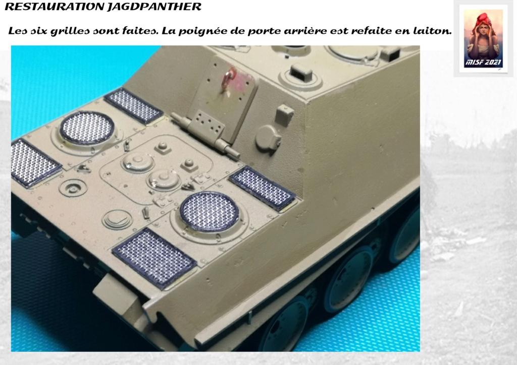 JAGDPANTHER SDKFZ 173 - TAMIYA - 1/35 - Page 3 Jagdpa56