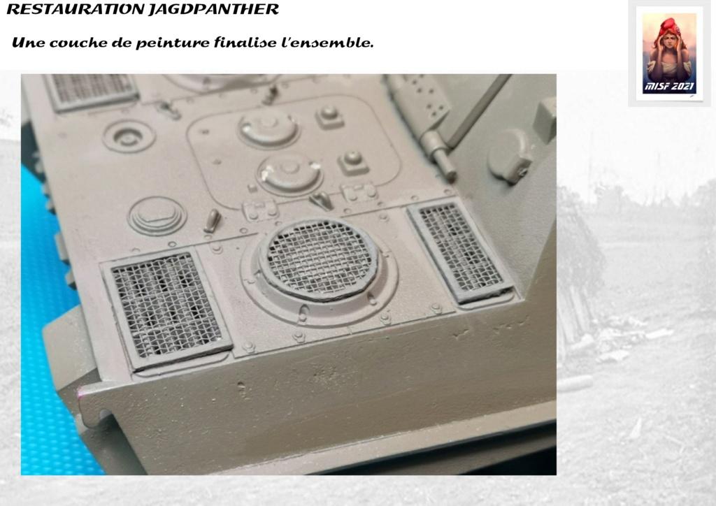 JAGDPANTHER SDKFZ 173 - TAMIYA - 1/35 - Page 3 Jagdpa57