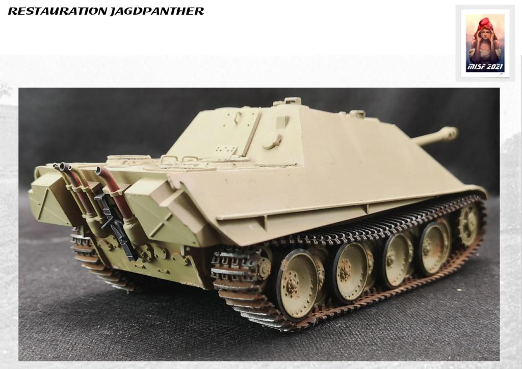 JAGDPANTHER SDKFZ 173 - TAMIYA - 1/35 - Page 4 Jagdpa65