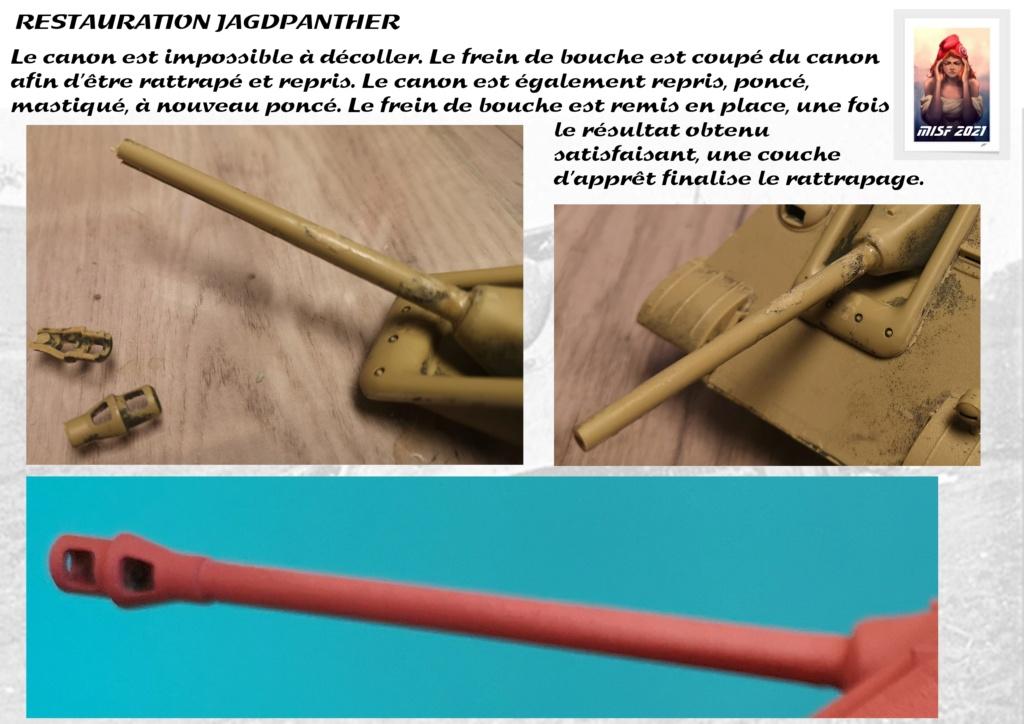 JAGDPANTHER SDKFZ 173 - TAMIYA - 1/35 - Page 4 Jagdpa66