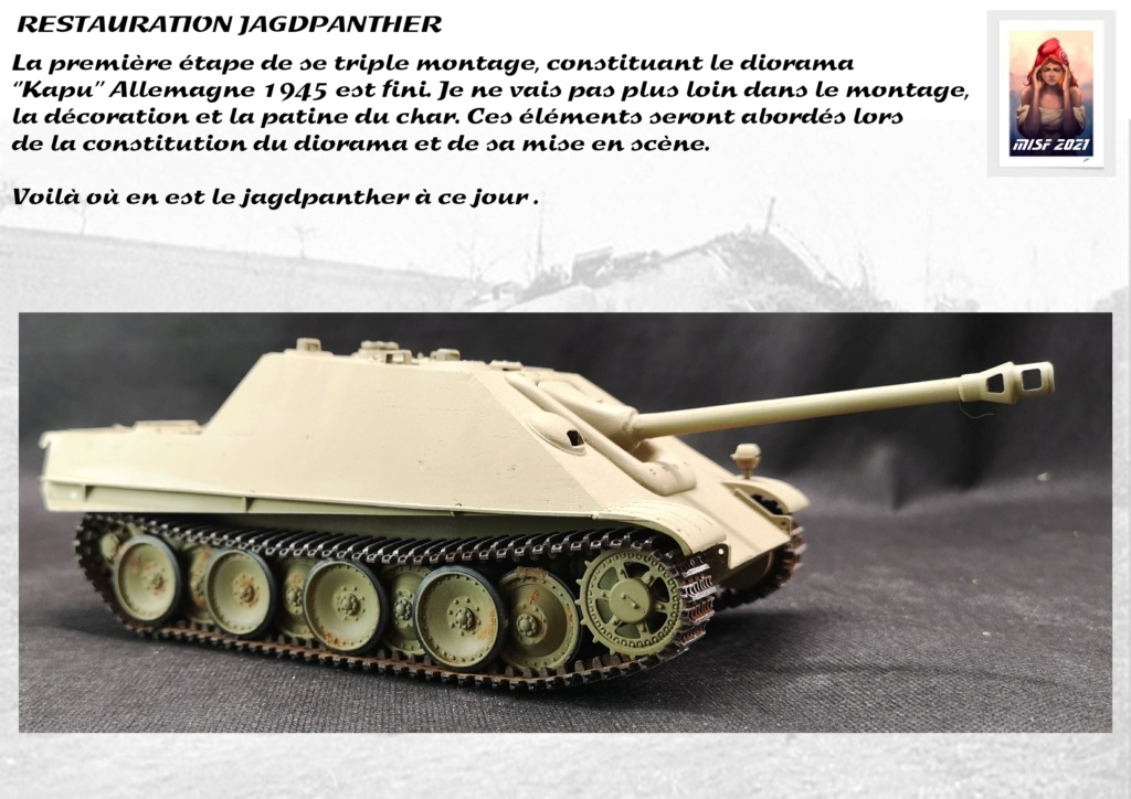 JAGDPANTHER SDKFZ 173 - TAMIYA - 1/35 - Page 4 Jagdpa67