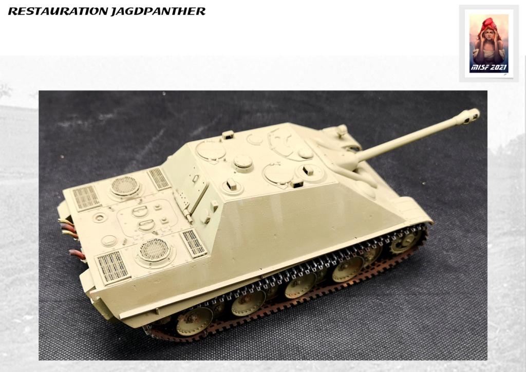 JAGDPANTHER SDKFZ 173 - TAMIYA - 1/35 - Page 4 Jagdpa68