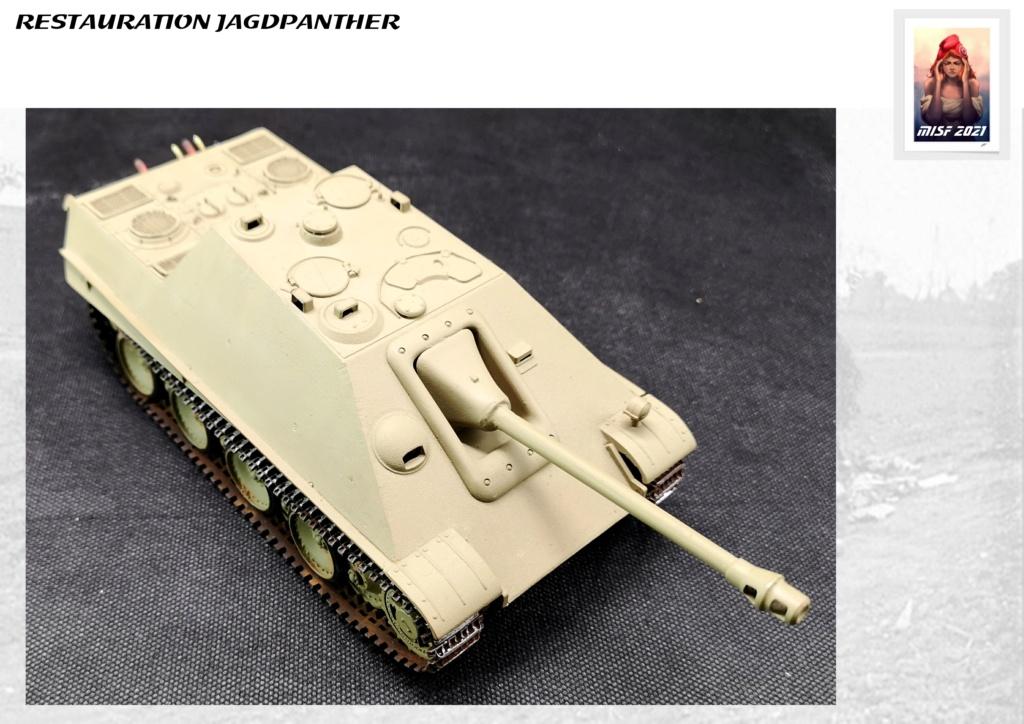 JAGDPANTHER SDKFZ 173 - TAMIYA - 1/35 - Page 4 Jagdpa70