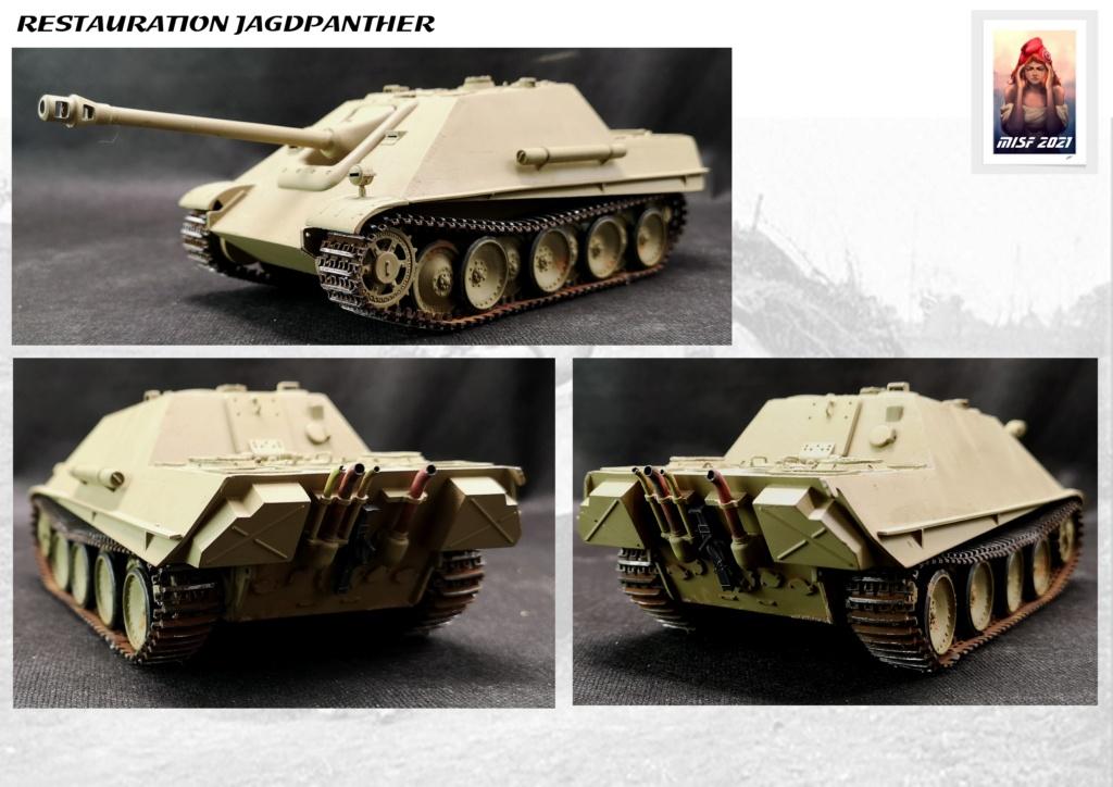 JAGDPANTHER SDKFZ 173 - TAMIYA - 1/35 - Page 4 Jagdpa71