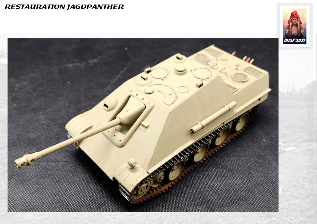 JAGDPANTHER SDKFZ 173 - TAMIYA - 1/35 - Page 4 Jagdpa72