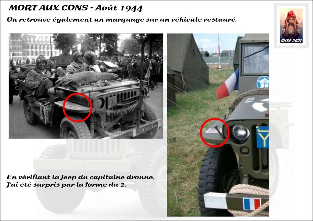 JEEP - 2EME DB - CAPITAINE DRONNE - MORT AUX CONS - ITALERI 1/35 Jeep_d18