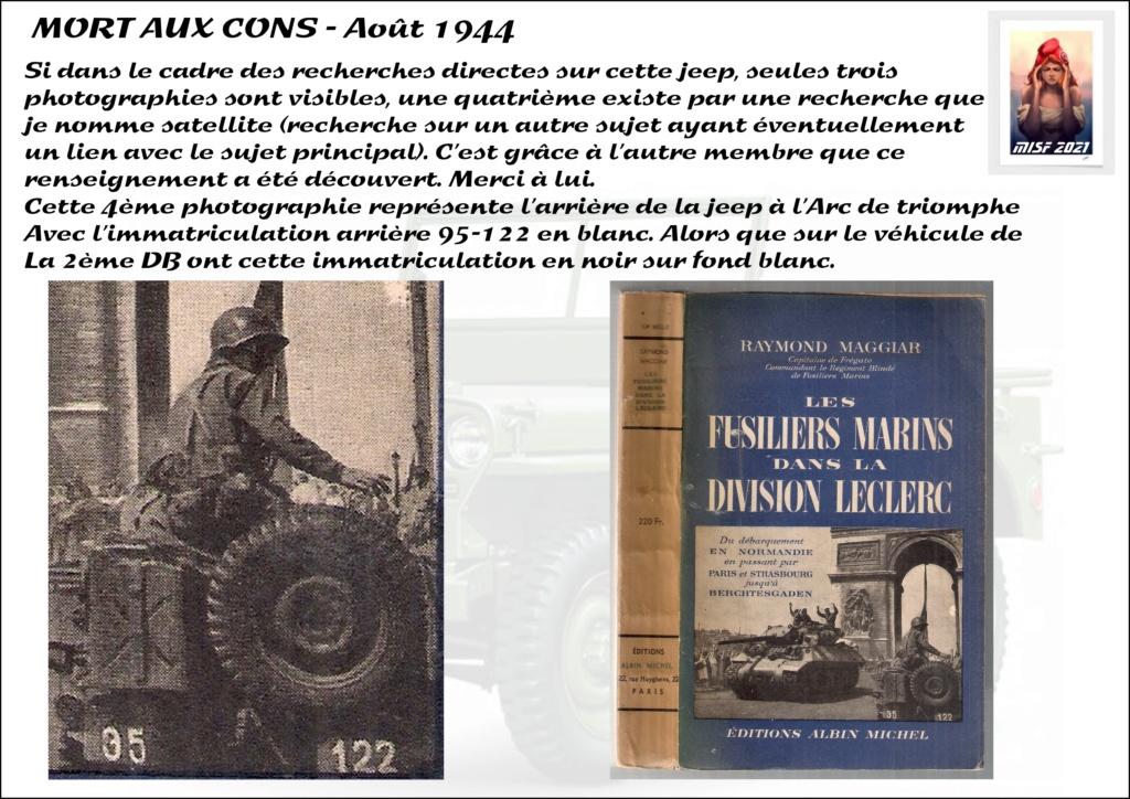 JEEP - 2EME DB - CAPITAINE DRONNE - MORT AUX CONS - ITALERI 1/35 - Page 2 Jeep_d38