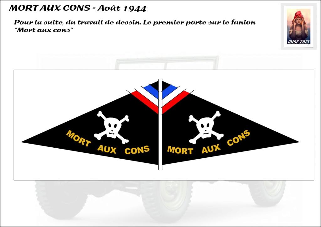 JEEP - 2EME DB - CAPITAINE DRONNE - MORT AUX CONS - ITALERI 1/35 - Page 3 Jeep_d43