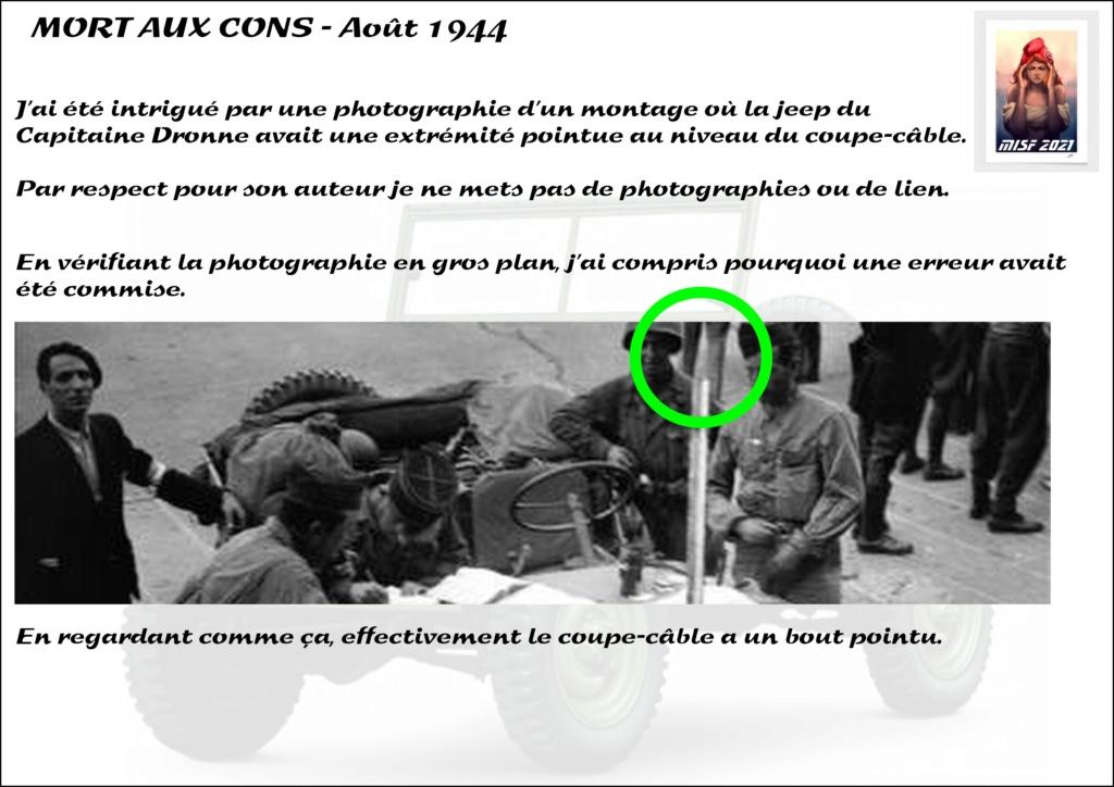 JEEP - 2EME DB - CAPITAINE DRONNE - MORT AUX CONS - ITALERI 1/35 - Page 3 Jeep_d52