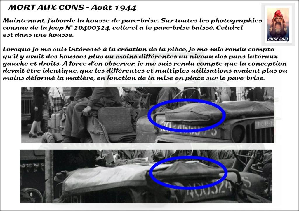 JEEP - 2EME DB - CAPITAINE DRONNE - MORT AUX CONS - ITALERI 1/35 - Page 4 Jeep_d53