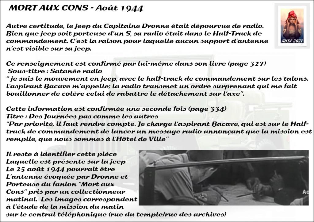 JEEP - 2EME DB - CAPITAINE DRONNE - MORT AUX CONS - ITALERI 1/35 - Page 4 Jeep_d60