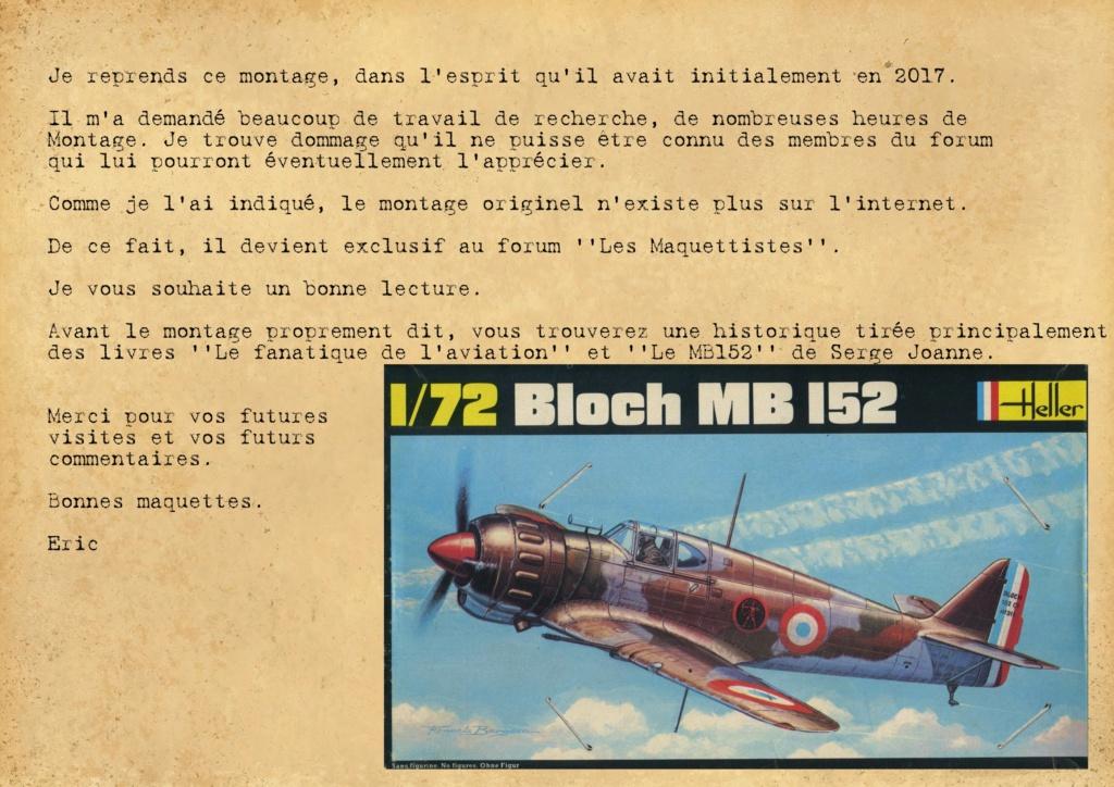 MB 152 C1 - HELLER 1/72 - MONTAGE PAS A  PAS Les_ma10