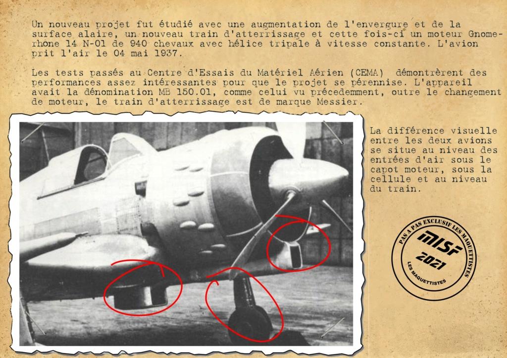 MB 152 C1 - HELLER 1/72 - MONTAGE PAS A  PAS Les_ma16