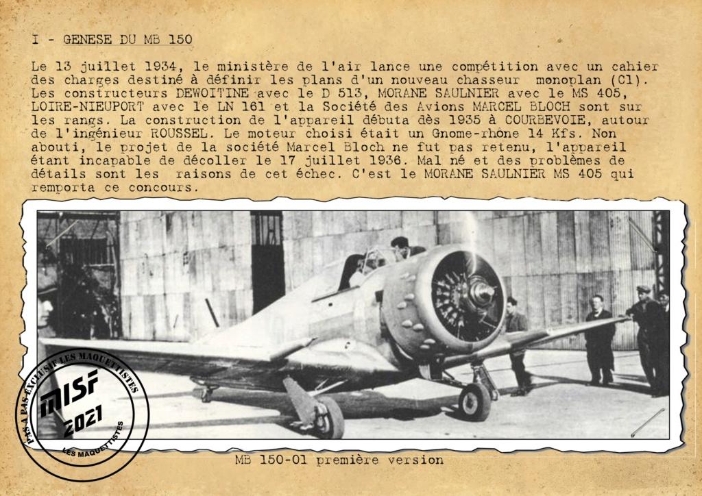 MB 152 C1 - HELLER 1/72 - MONTAGE PAS A  PAS Les_ma18