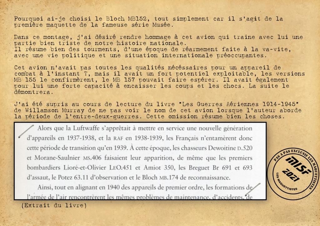 MB 152 C1 - HELLER 1/72 - MONTAGE PAS A  PAS Les_ma20