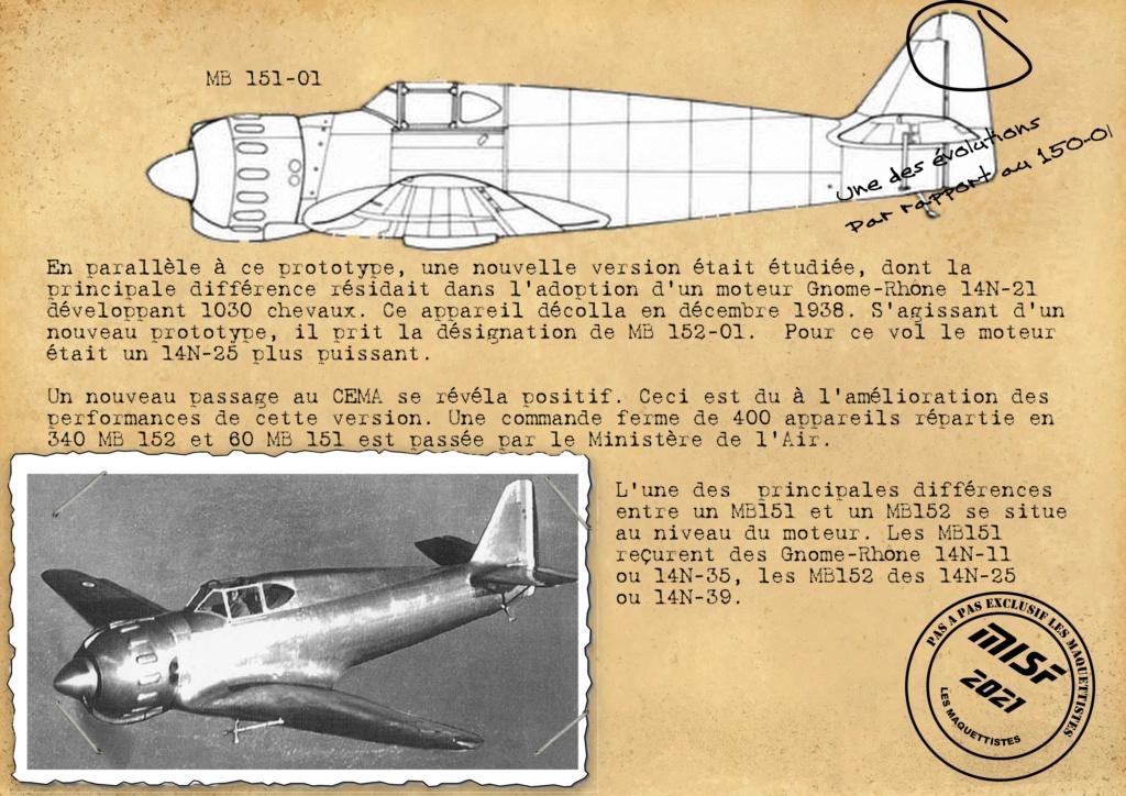 MB 152 C1 - HELLER 1/72 - MONTAGE PAS A  PAS Les_ma21