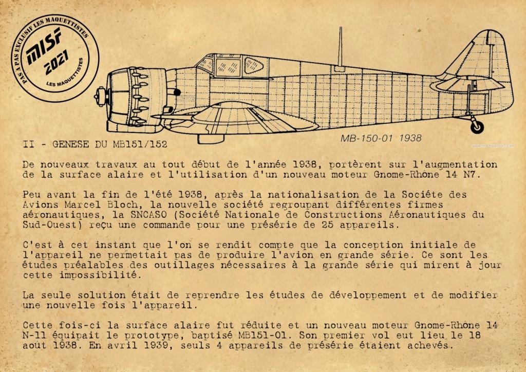 MB 152 C1 - HELLER 1/72 - MONTAGE PAS A  PAS Les_ma22