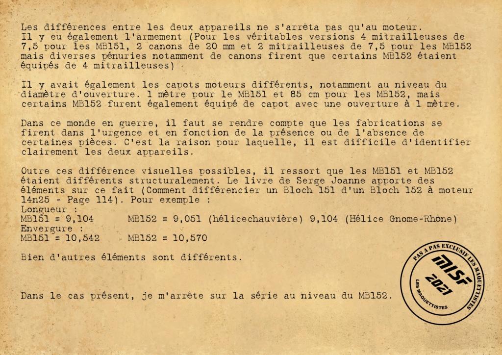 MB 152 C1 - HELLER 1/72 - MONTAGE PAS A  PAS Les_ma23