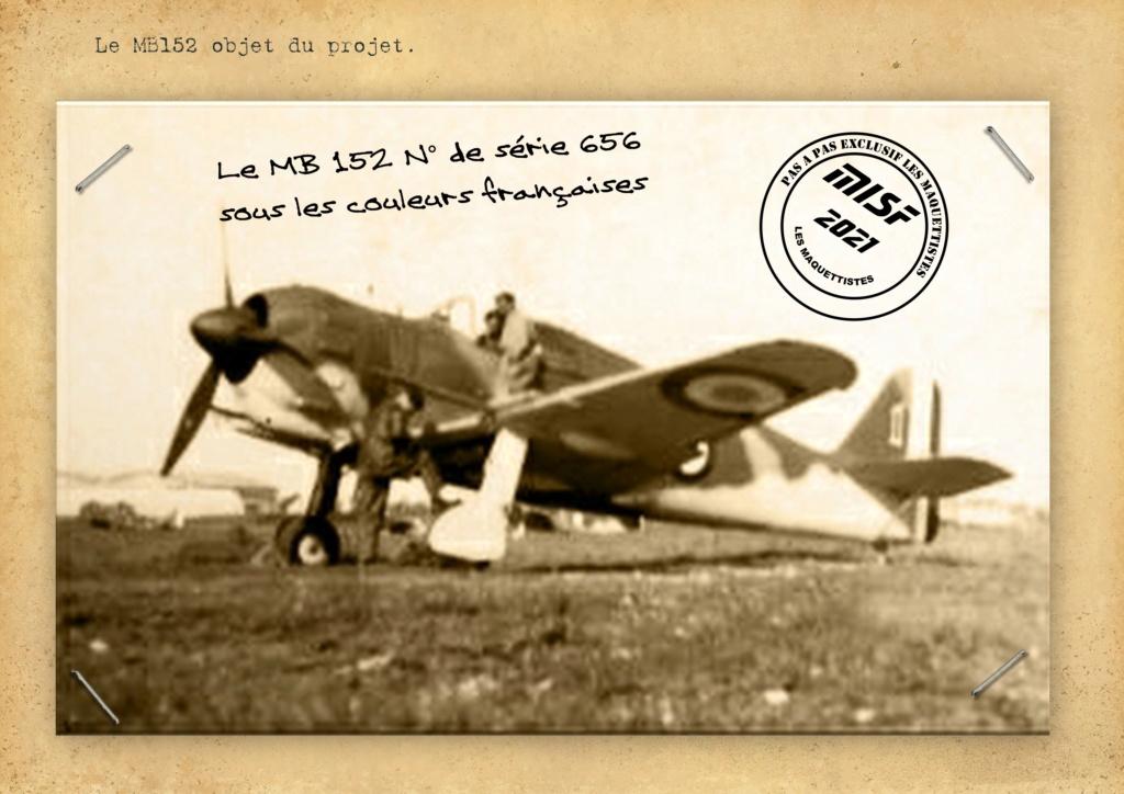 MB 152 C1 - HELLER 1/72 - MONTAGE PAS A  PAS - Page 2 Les_ma40