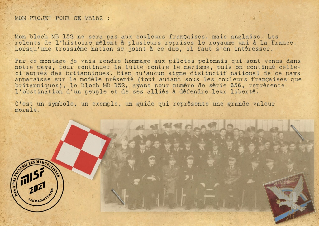 MB 152 C1 - HELLER 1/72 - MONTAGE PAS A  PAS - Page 2 Les_ma45