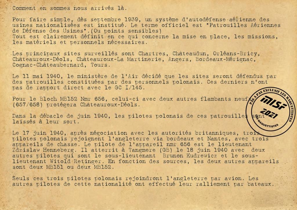 MB 152 C1 - HELLER 1/72 - MONTAGE PAS A  PAS - Page 2 Les_ma46